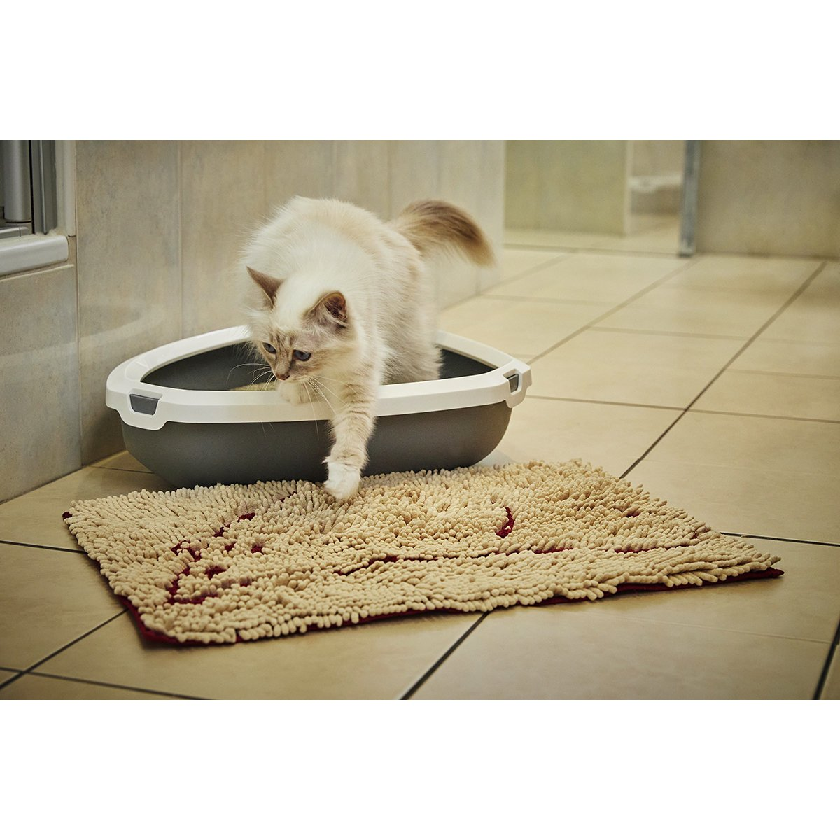 Dog Gone Smart Cat Litter Mat Katzenmatte, Bild 2