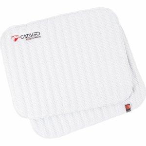 CATAGO Fir Tech Bandagierunterlagen, 45 cm x 50 cm - weiß