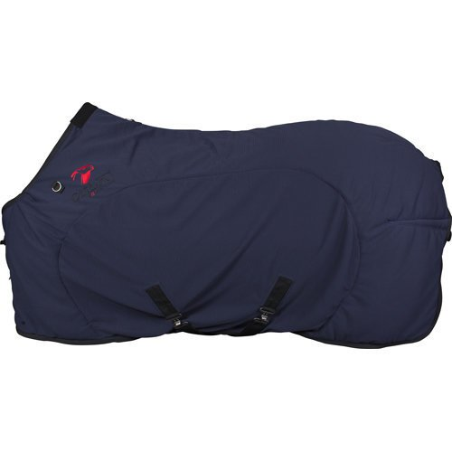 CATAGO Fir Tech Therapiedecke, Gr. 155 cm - navy