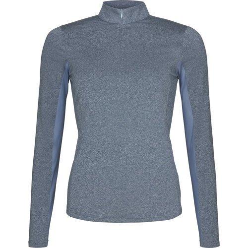 CATAGO Langarm T-Shirt Maya für Reiter, Gr. XXL - blau