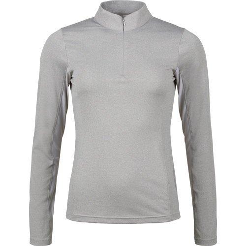 CATAGO Langarm T-Shirt Maya für Reiter, Gr. XXL - grau