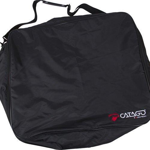 CATAGO Schabrackentasche, schwarz