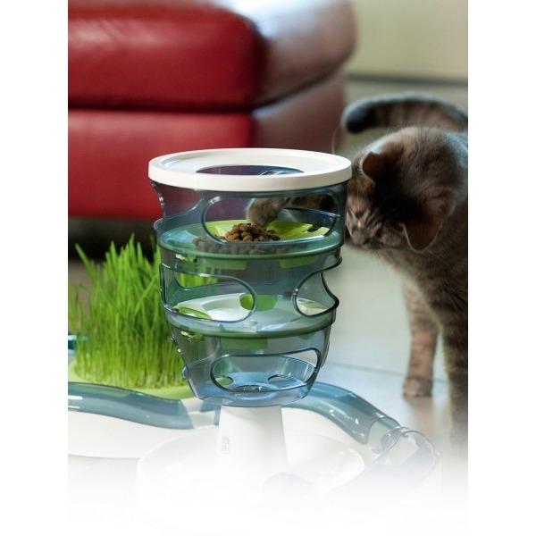 Catit Design Senses Futter-Labyrinth Katzenspielzeug, Bild 2