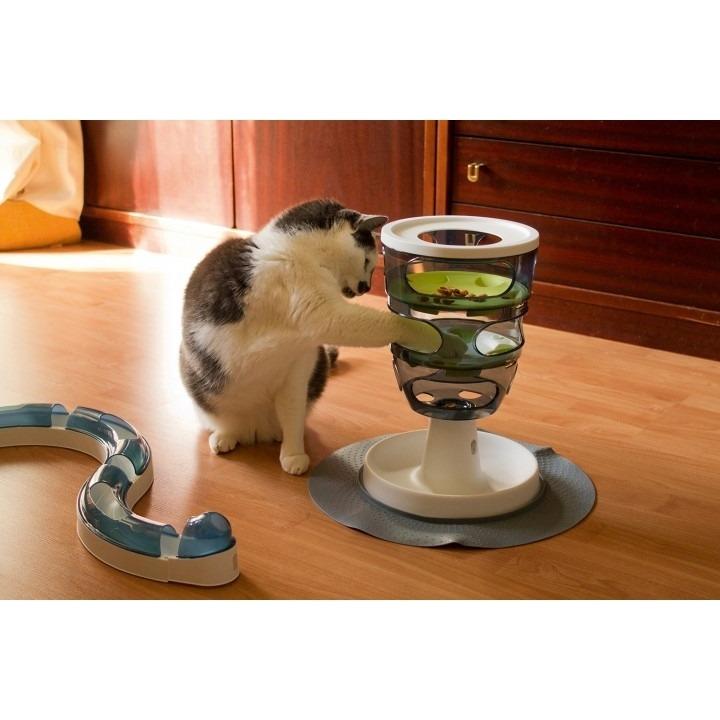 Catit Design Senses Futter-Labyrinth Katzenspielzeug, Bild 3