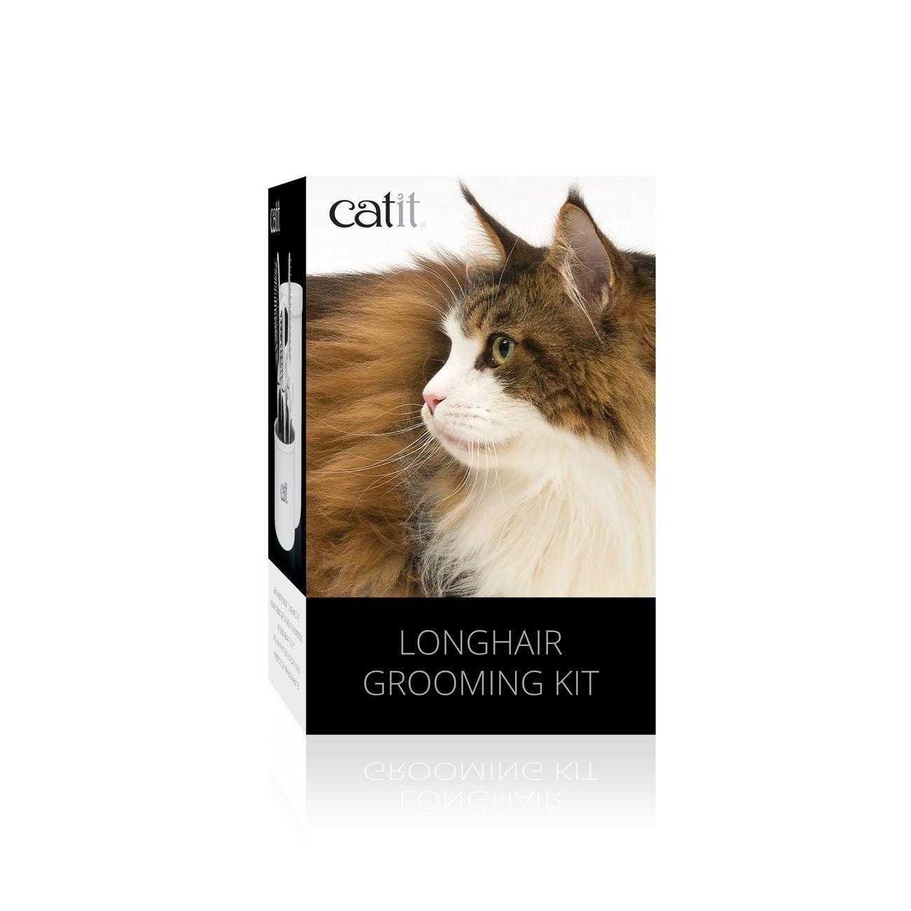 Catit Grooming Kit - Bürsten-Set für Katzen, Bild 3
