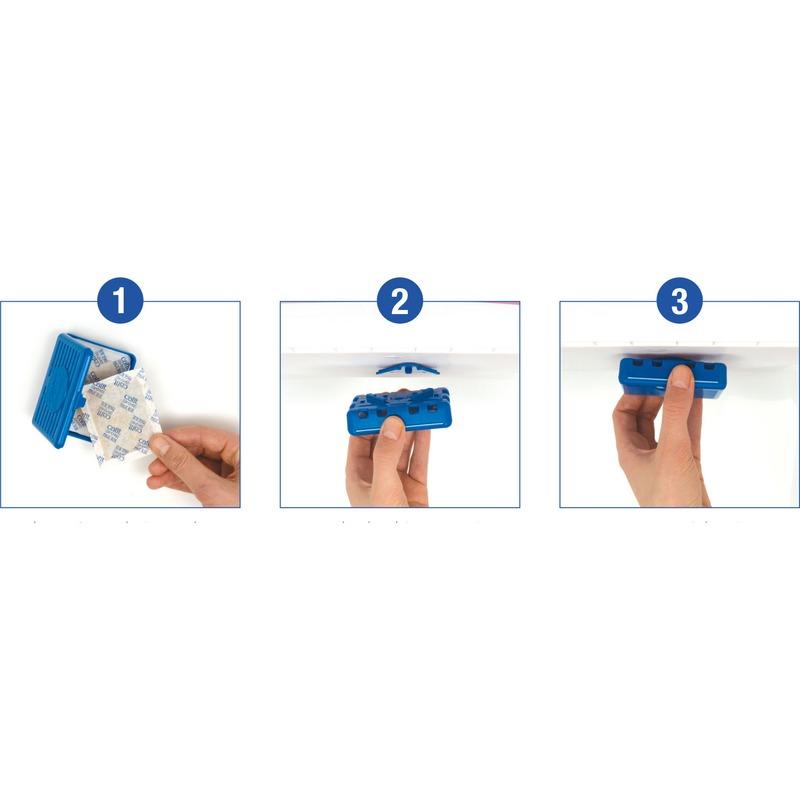 Catit Magic Blue Geruchsfilter für Katzentoilette, Bild 3
