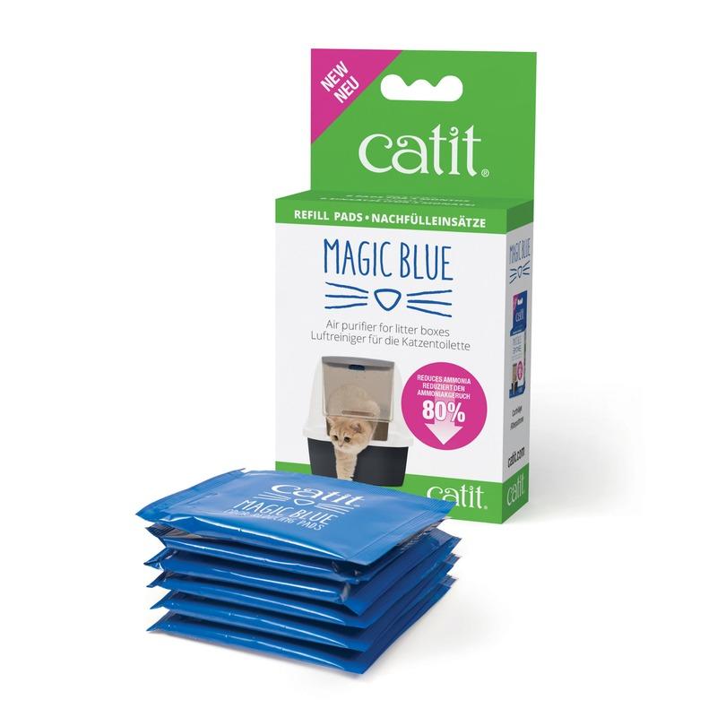 Catit Magic Blue Geruchsfilter für Katzentoilette, Bild 2