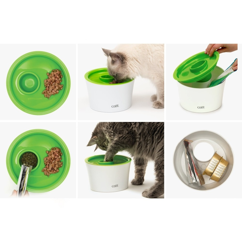 Catit Senses 2.0 Futternapf 3-in-1 Multi Feeder, Bild 5