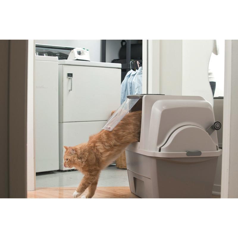 Catit Smart Sift selbstreinigende Katzentoilette, Bild 5