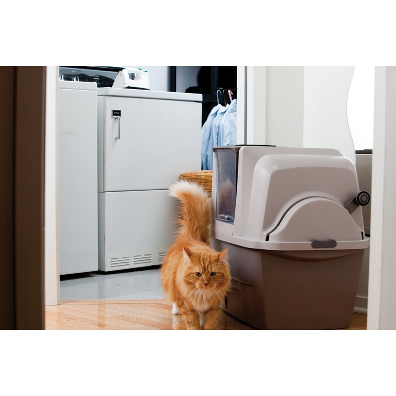 Catit Smart Sift selbstreinigende Katzentoilette, Bild 6