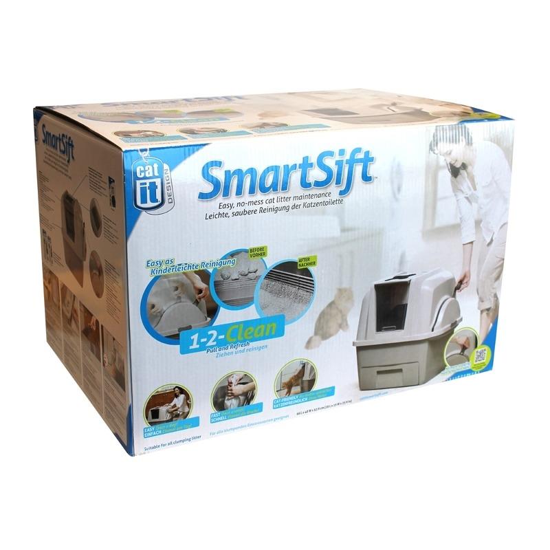 Catit Smart Sift selbstreinigende Katzentoilette, Bild 7