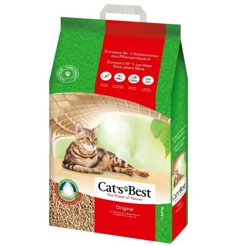 Cat's Best Original Katzenstreu, Bild 2