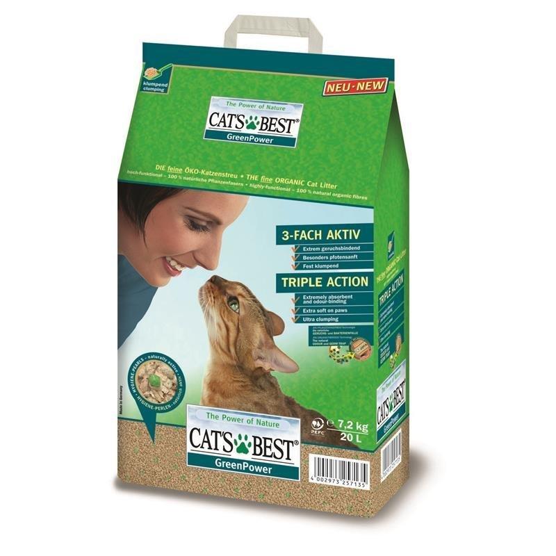 Cat's Best Sensitive Katzenstreu, 20 Liter