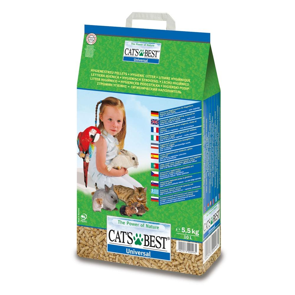 Cat's Best Cats Best Universal Einstreu, Bild 2
