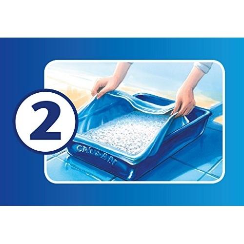 Catsan Smart Pack Einlegepack für Katzentoiletten, Bild 4