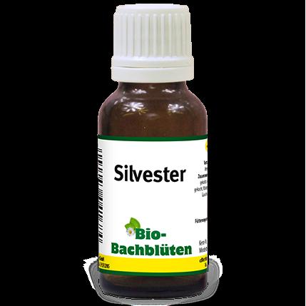 cdVet Bio-Bachblüten, Silvester 20 ml