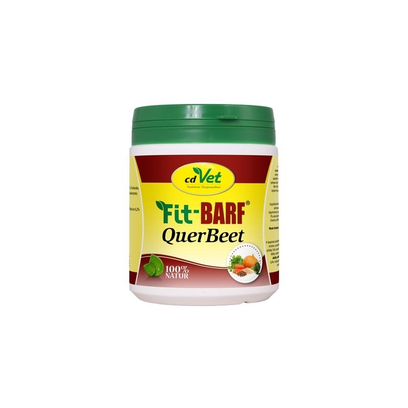 cdVet Dog Fit-BARF QuerBeet
