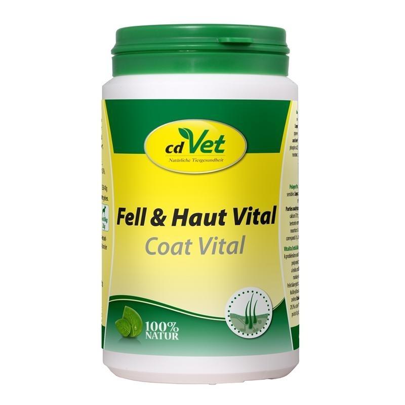 cdVet Fell & Haut Vital Hund & Katze, 150 g