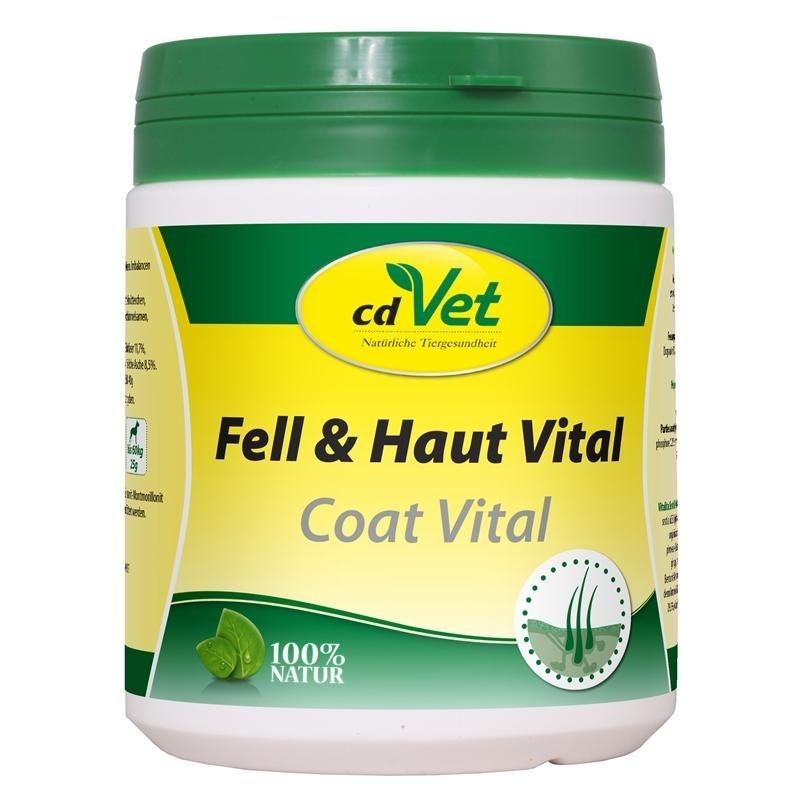 cdVet Fell & Haut Vital Hund & Katze, 400g