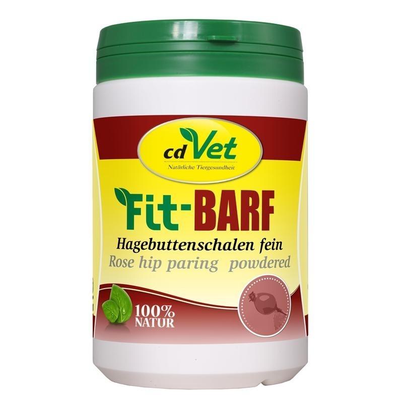 cdVet Fit-BARF Hagebuttenschalen fein, 500 g