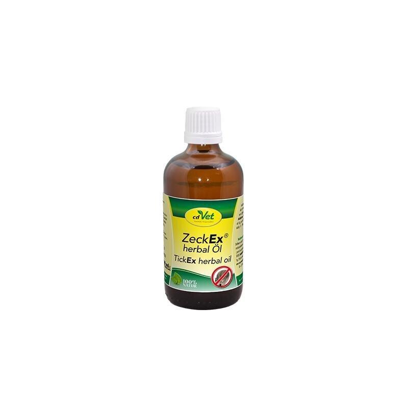 cdVet ZeckEx herbal, 100 g