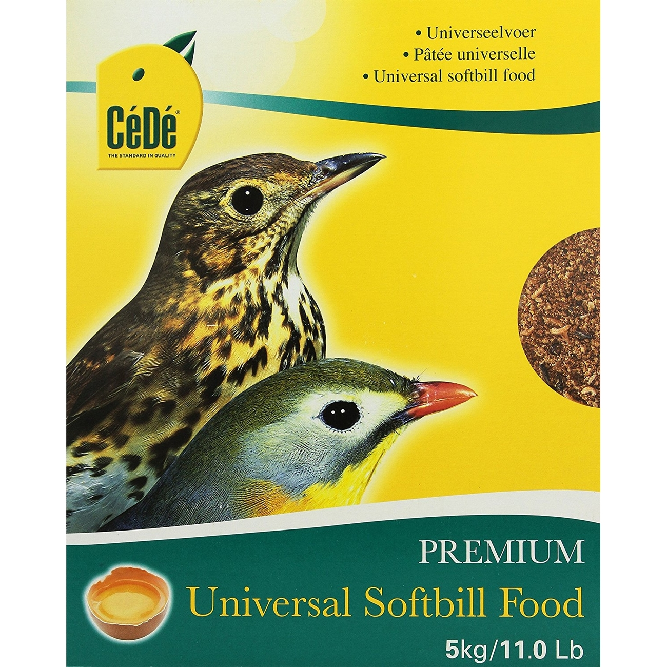 CeDe CéDé Vogelfutter Universalfutter, Bild 3