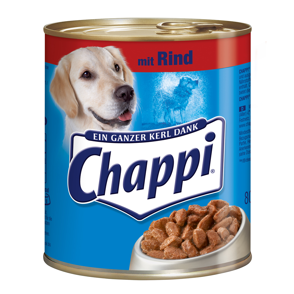 Chappi Dosenfutter für Hunde, Bild 2