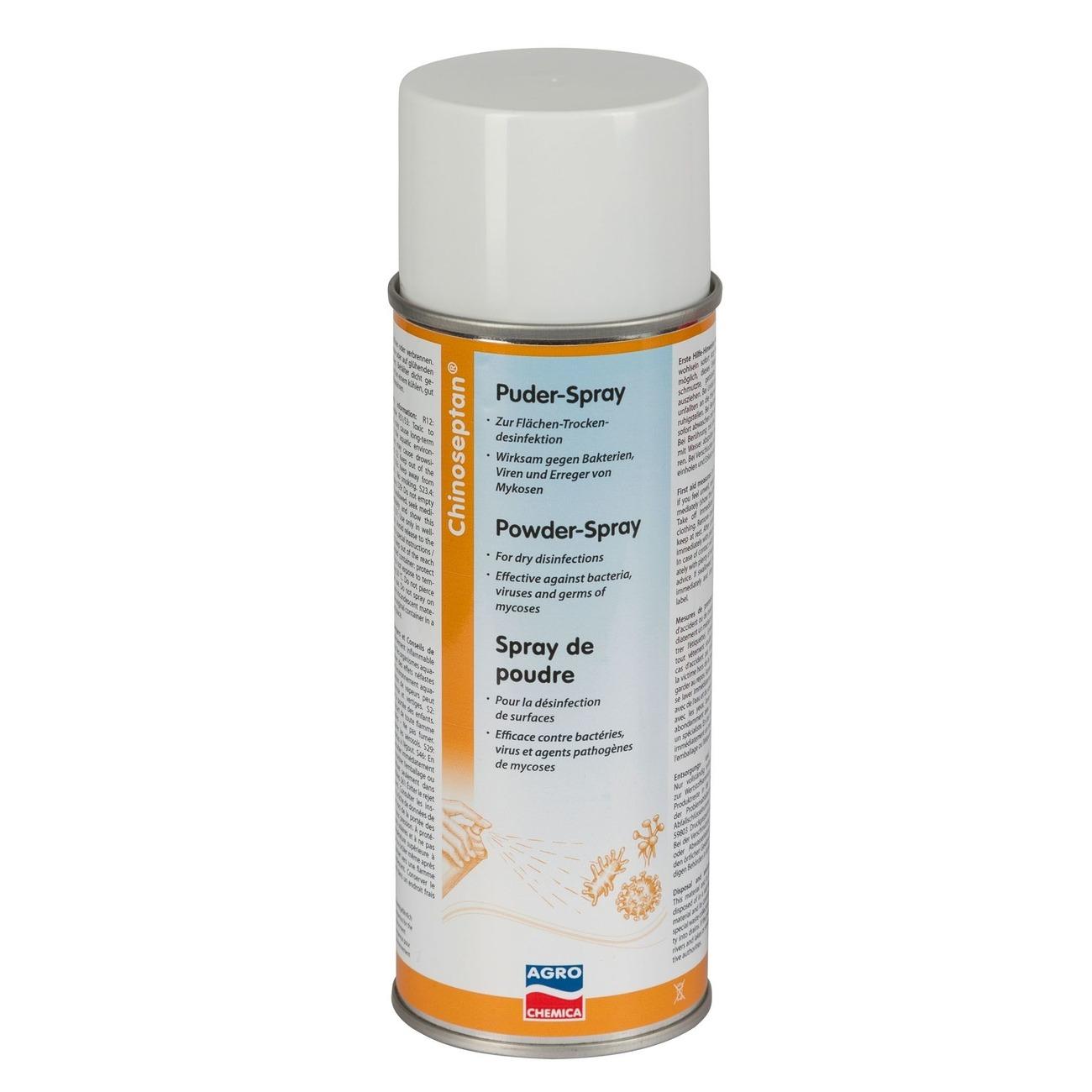 Agrochemica Chinoseptan® Puder-Spray
