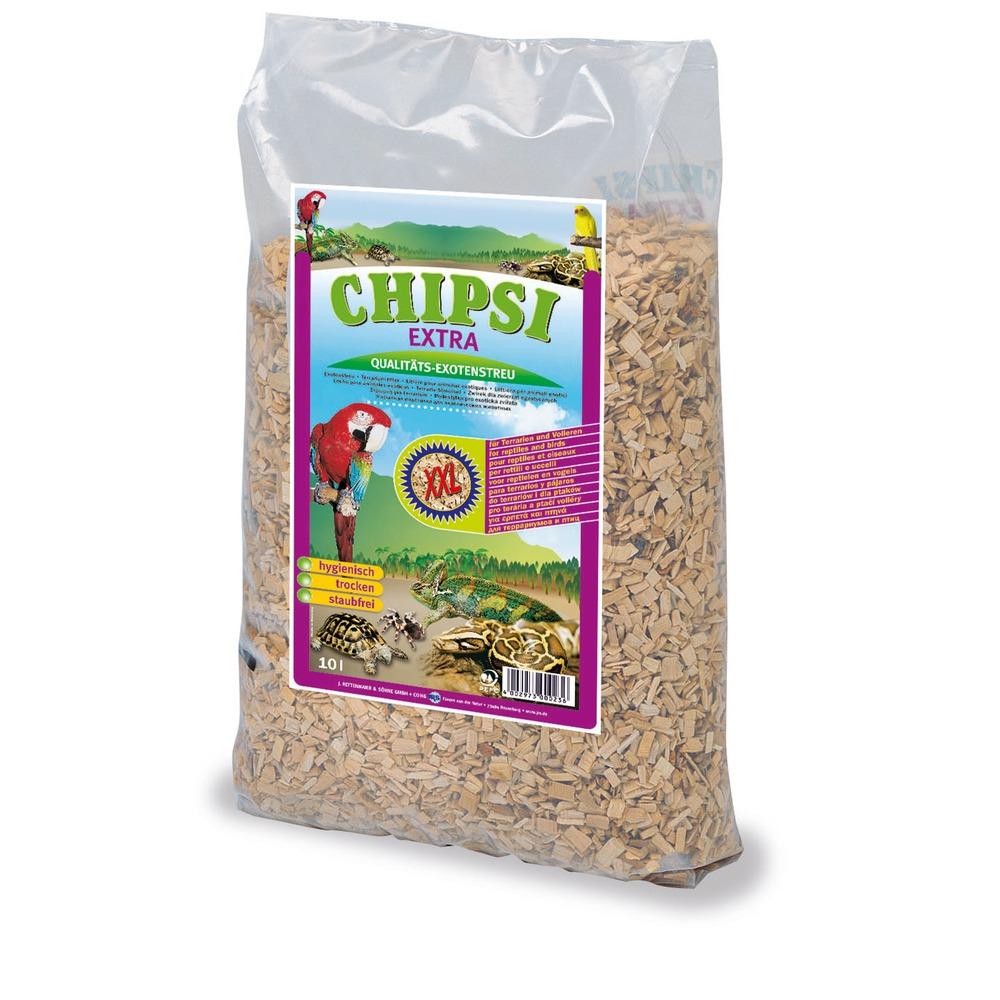 Chipsi Extra Buchenspan Exotenstreu, Bild 3