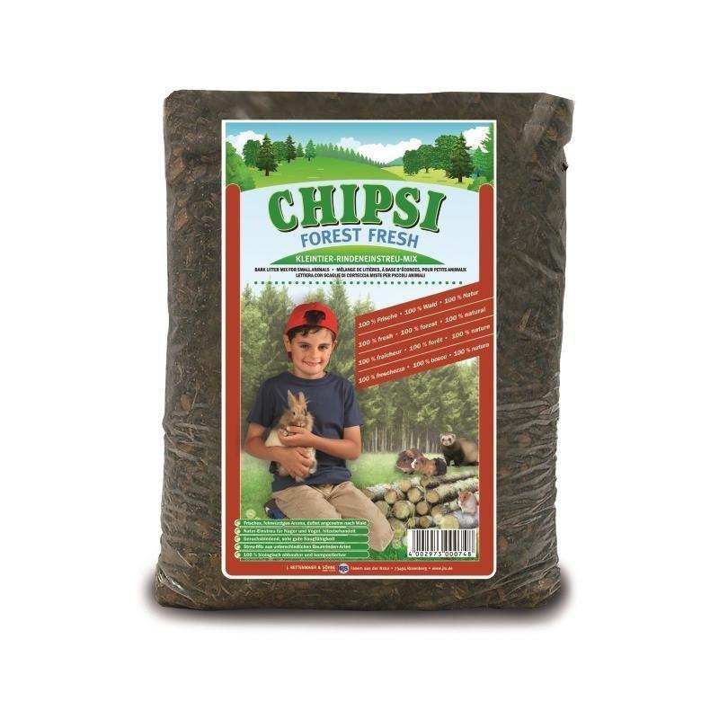 Chipsi Forest Fresh Rindeneinstreu