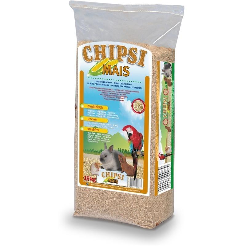 Chipsi Mais Einstreu, Bild 2