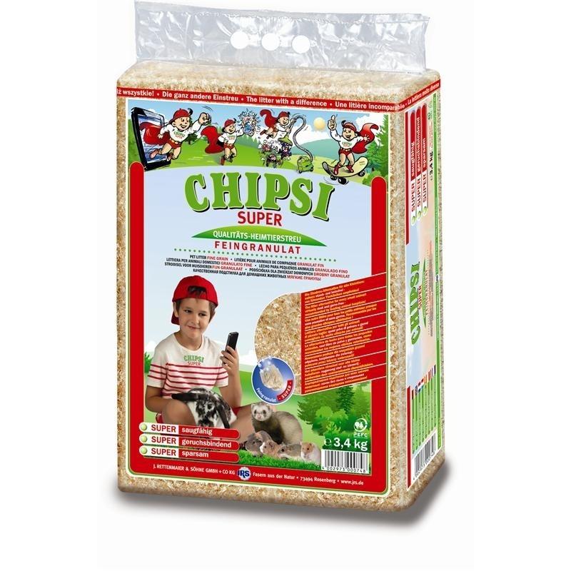 Chipsi Super Heimtierstreu Einstreu