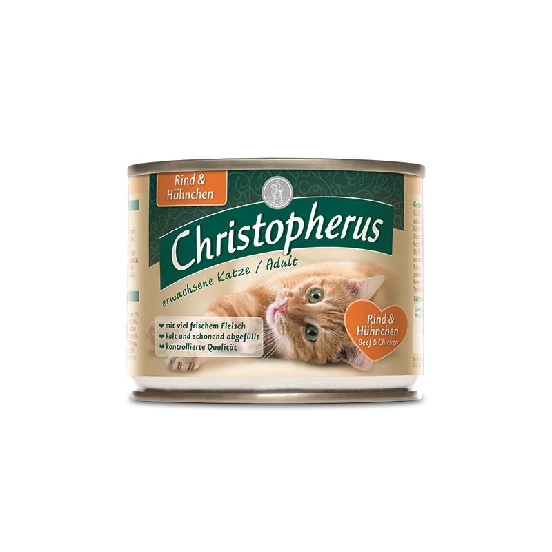 Christopherus Adult Katzenfutter, Bild 10
