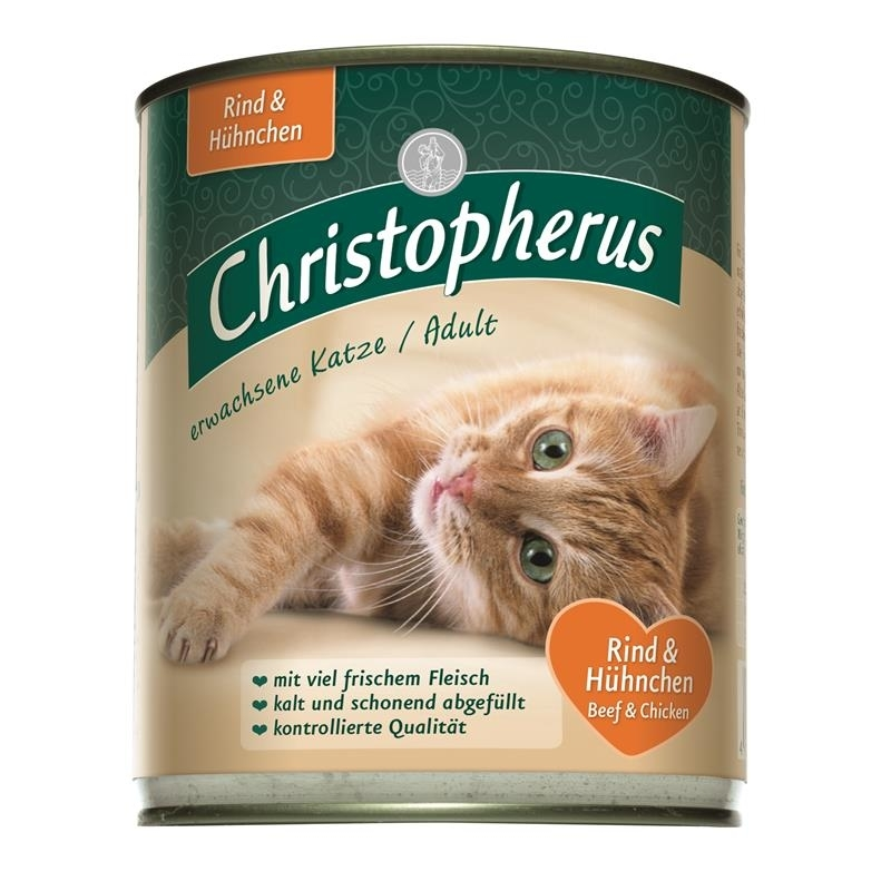 Christopherus Adult Katzenfutter, Bild 13