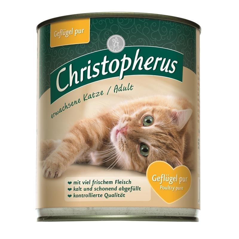 Christopherus Adult Katzenfutter, Bild 16