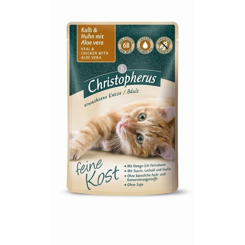 Christopherus feine Kost Katzenfutter Adult, Bild 2