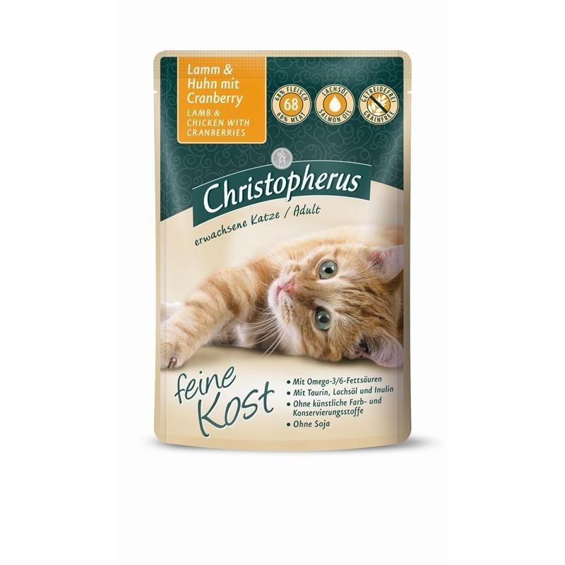 Christopherus feine Kost Katzenfutter Adult, Bild 3