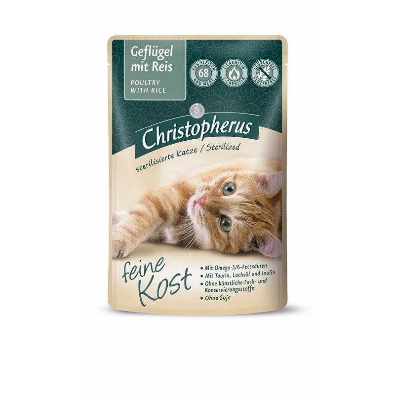 Christopherus feine Kost Katzenfutter Adult, Bild 4