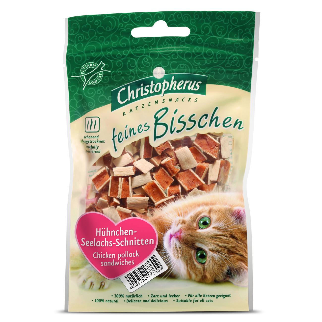 Christopherus Feines Bisschen Katzensnack, Bild 3