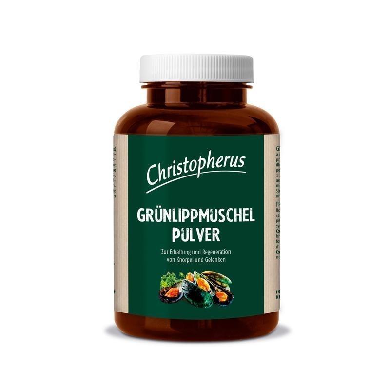 Allco Grünlippmuschel Pulver, 180 g