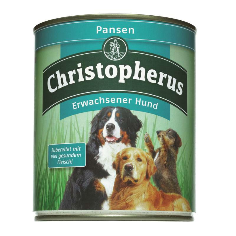 Christopherus Hundefutter Adult Dose, Bild 4