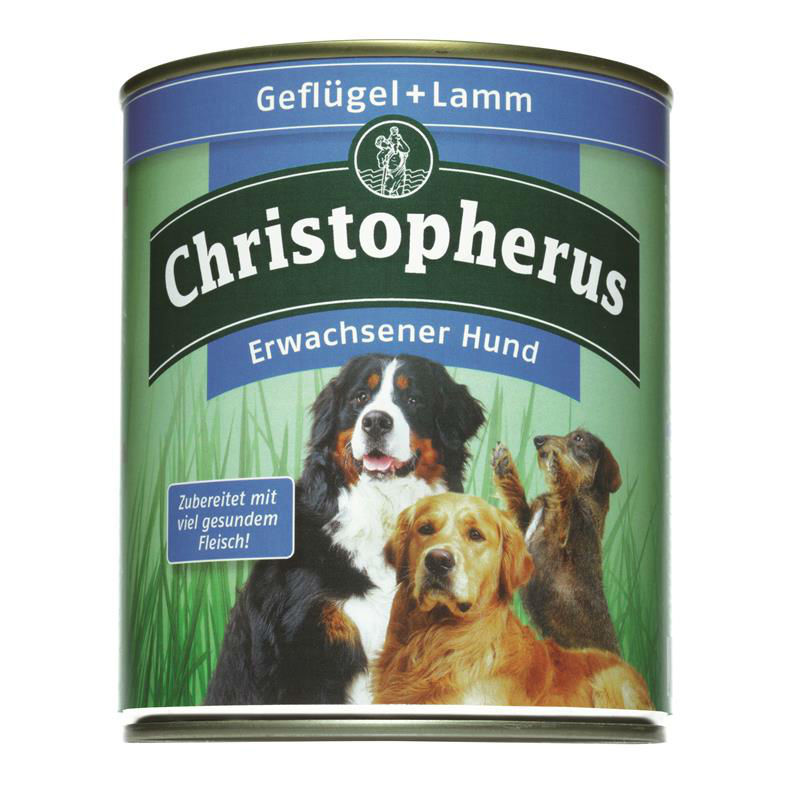 Christopherus Hundefutter Adult Dose, Bild 5