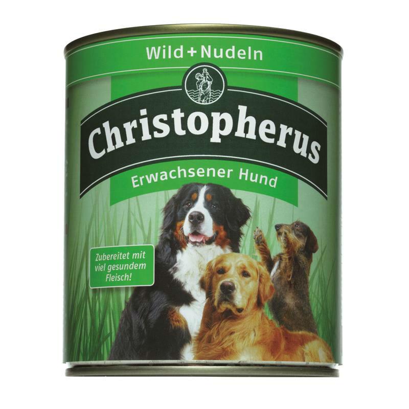 Christopherus Hundefutter Adult Dose, Bild 6