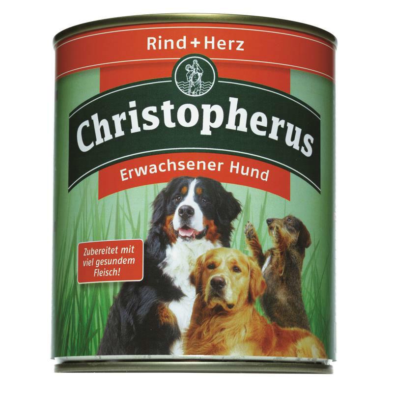 Christopherus Hundefutter Adult Dose, Bild 7