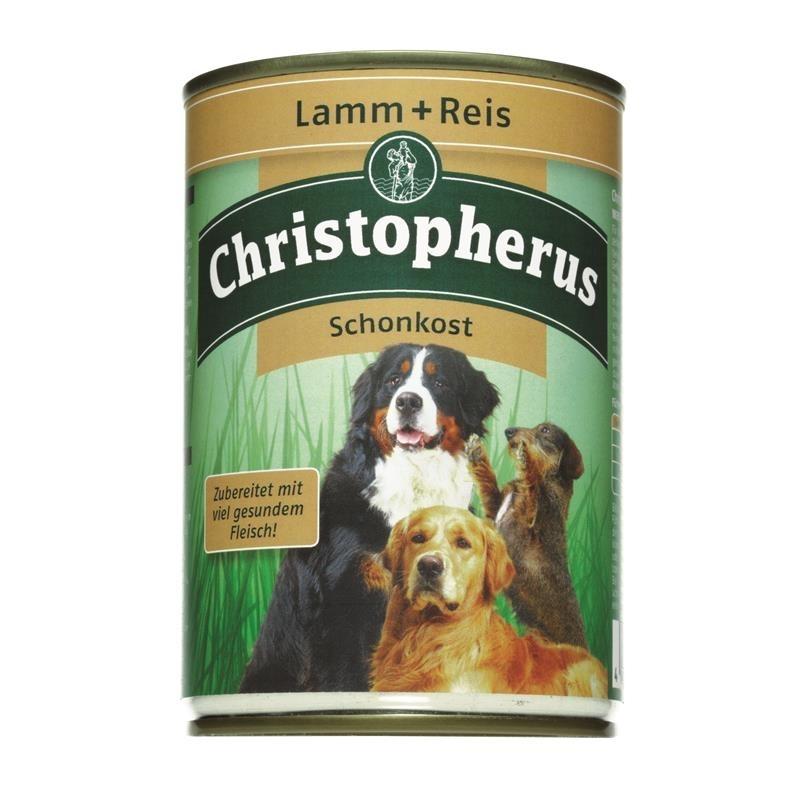 Christopherus Leichte Kost Schonkost für Hunde Dose