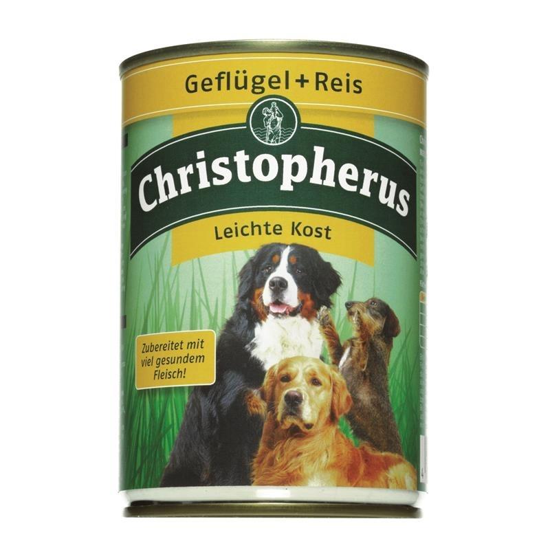 Christopherus Leichte Kost Schonkost für Hunde Dose, Bild 2