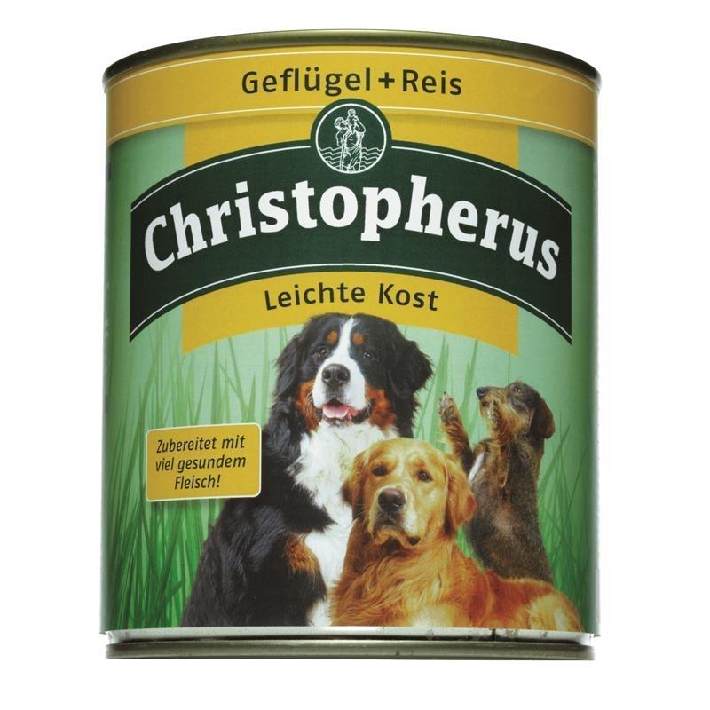 Christopherus Leichte Kost Schonkost für Hunde Dose, Bild 3