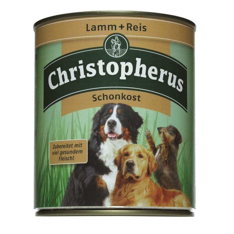 Christopherus Leichte Kost Schonkost für Hunde Dose, Bild 4