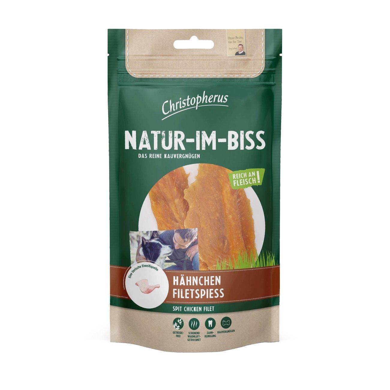 Allco Natur im Biss Hähnchefiletspieß, 70 g