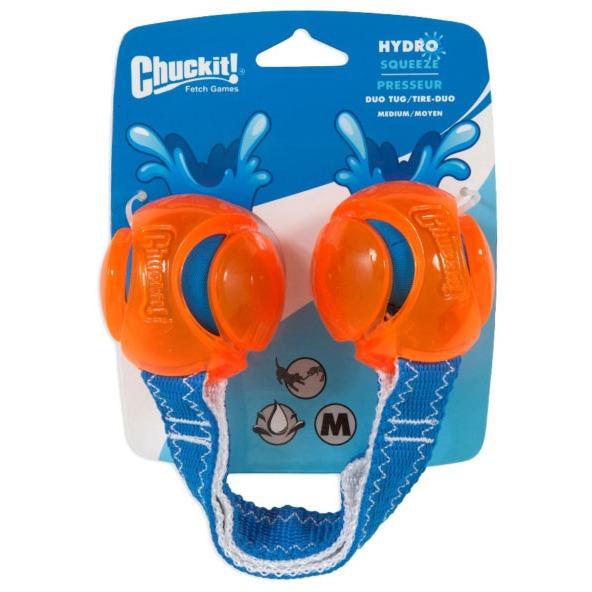 Chuckit Hydro Squeeze Duo Tug Wasserspielzeug für Hunde